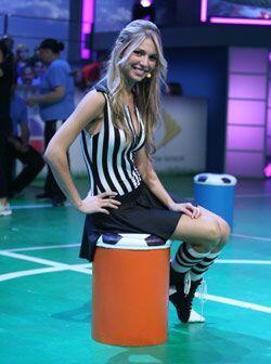 No te pierdas a Alessandra en el siguiente show de El Juego de Oro.