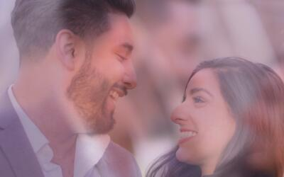 En pro del amor, esta pareja pudo combinar sus culturas en una particula...