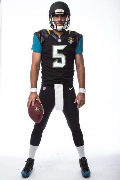 N°18 Otro novato hace su aparición, el QB de los Jacksonville Jaguars,...