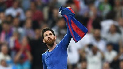 Barcelona hizo sufrir al último minuto a Real Madrid en el estadio Santiago Bernabéu