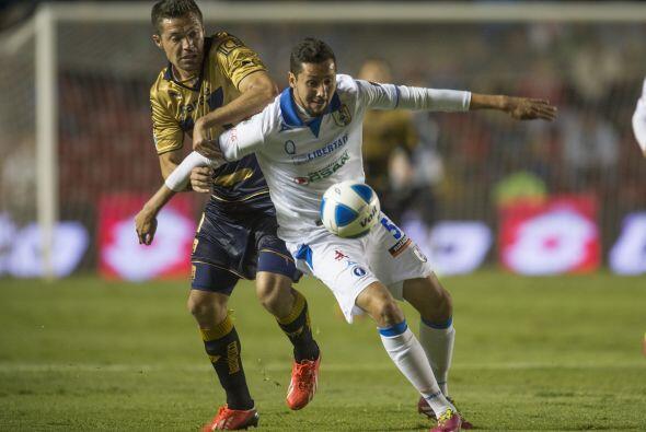 Dante López reapareció con los universitarios en su regreso al equipo pe...