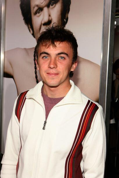Frankie terminó con 'Malcolm in the Middle' en 2006 y decidió tomarse un...