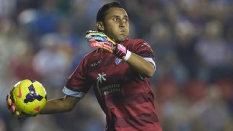 Navas sumó un nuevo récord de minutos sin recibir gol con el Levante, pe...
