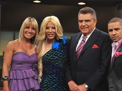 Este 28 de julio Don Francisco Presenta el regreso de grandes estrellas...