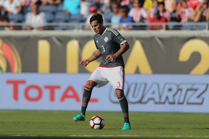 Ranking de los defensas de la Copa América Centenario 17-GettyImages-538...