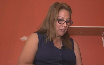 Francisca Lino falta a su cita con inmigración y se refugia en una igles...
