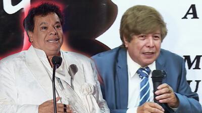 Tachan de loco a exmánager de Juan Gabriel que insiste en que el cantante está vivo y podría ser demandado