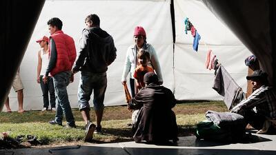 Estos migrantes intentan recuperar su sueño: el regreso de los deportados