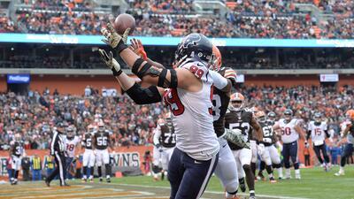 Highlights Semana 11: Houston Texans vs. Cleveland Browns