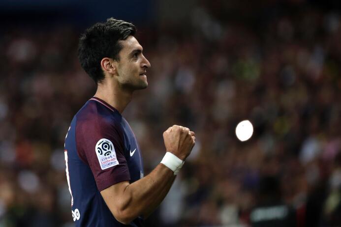 Con un doblete de Neymar, el PSG apabulló al Toulouse GettyImages-835963...