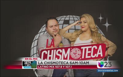#EnElMix: Chyno lanza video, boletos y Nacho en La Chismoteca