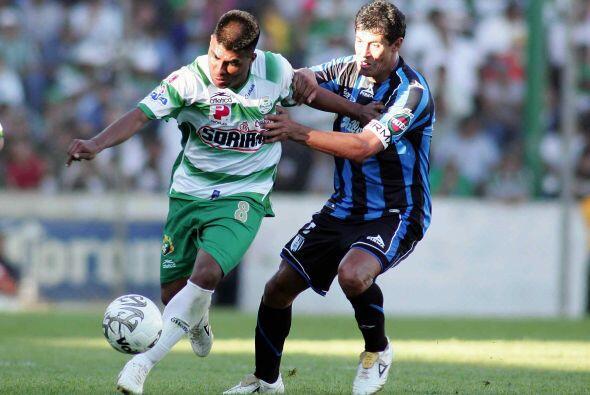 Esas unidades fueron la diferencia ante Santos, el otro rival que casi s...
