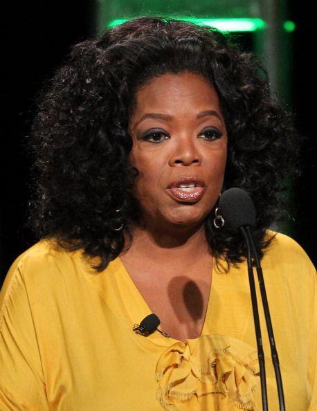 7. Oprah: Es la persona afroamericana más influyente de su generación y...
