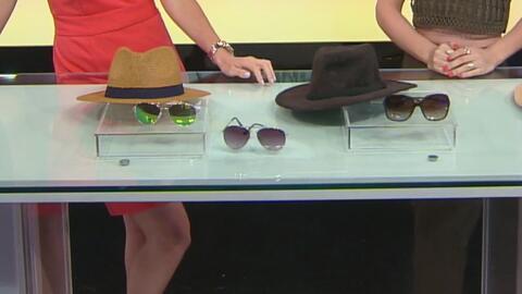 Tendencias en lentes y sombreros para lucir durante la primavera y el ve...