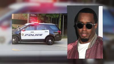 P. Diddy arrestado por golpear al entrenador de football de su hijo