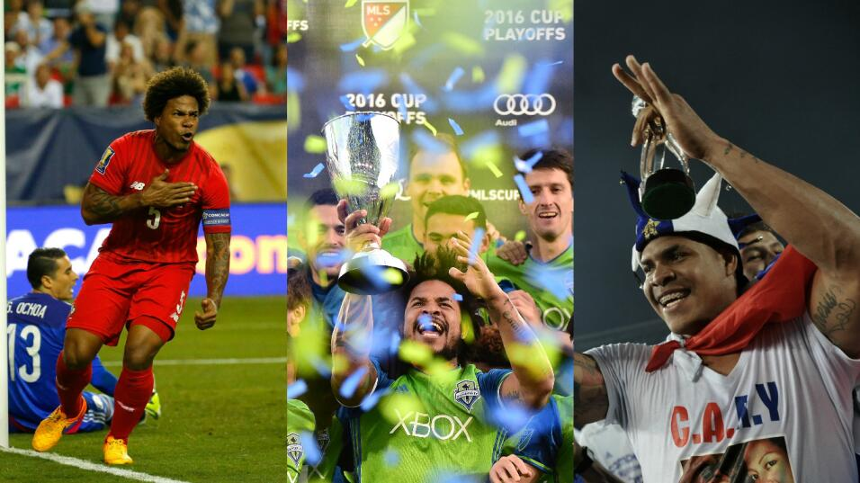 Román Torres: héroe del campeón de la MLS y verdugo del Team USA Getty-p...