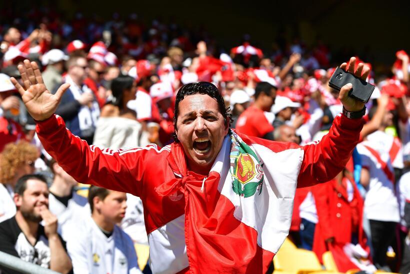 Perú empató sin goles en visita a Nueva Zelanda  gettyimages-872689214.jpg