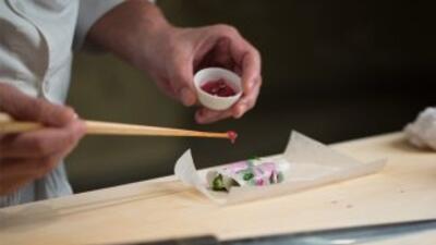 Imagen del restaurante Masa, en Nuevayor, tomada de su página web.
