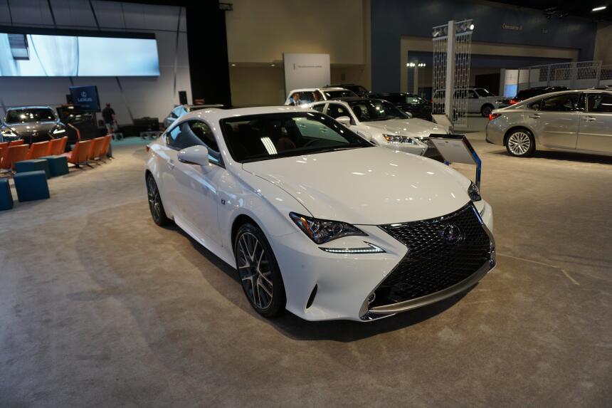 Lo mejor del Auto Show de Miami 2015 Lex_RC.jpg