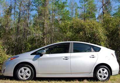 Toyota eligió las calles que rodean Disneyworld en Orlando, Florida, par...