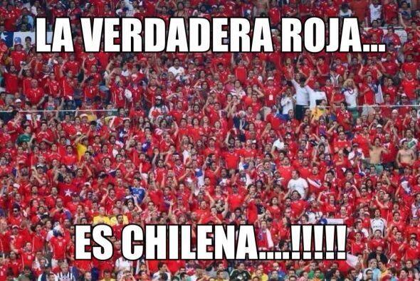 El orgullo chileno. Todo sobre el Mundial de Brasil 2014.