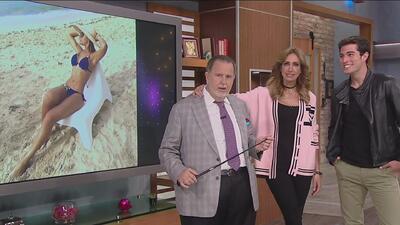El Gordo develó el secreto de Clarissa Molina para la figura de playa que está luciendo