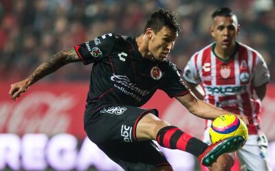 Musto jugó las dos primeras fechas del Clausura 2018 ante Cruz Az...