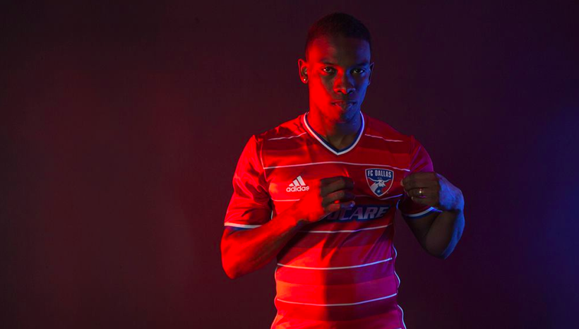 Nueva camiseta de FC Dallas