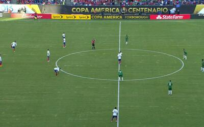 Highlights: Bolivia at Chile on June 10, 2016