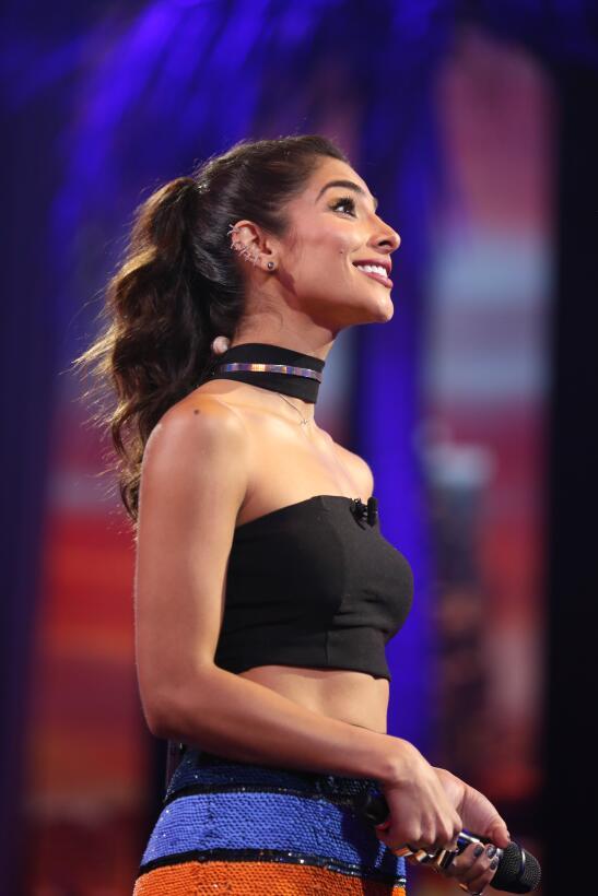 Alejandra, fabulosa en la segunda temporada de La Banda IV4A0678.JPG