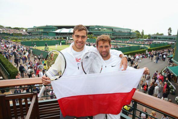 Fue el primer duelo de cuartos de final entre dos tenistas del mismo paí...