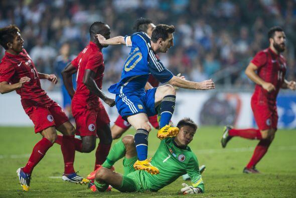 Por si fuera poco, con su selección en la pasada fecha FIFA anotó dos ve...