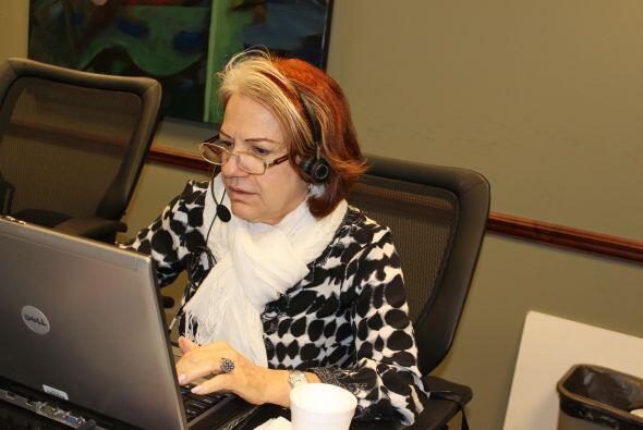 Esta voluntaria trabaja incansablemente, espera tu visita a Promesa y Es...