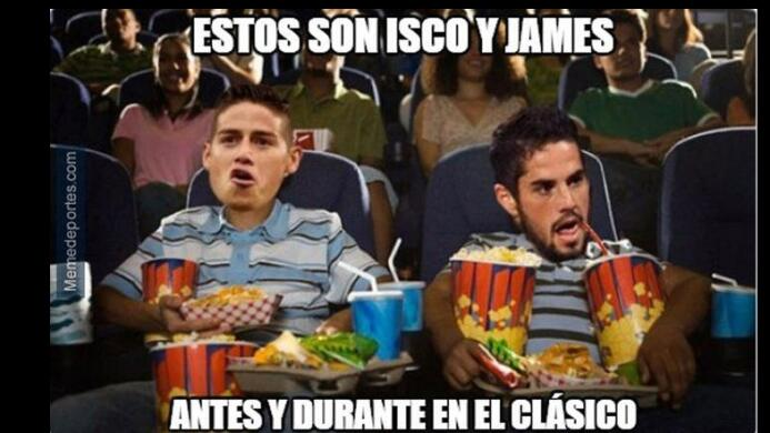 Los memes del triunfo del Real Madrid sobre Barcelona en el Camp Nou Unt...