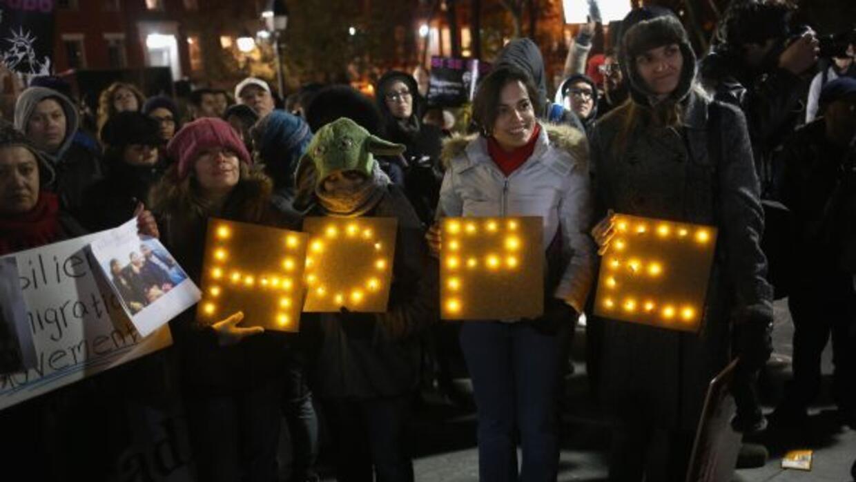 A pesar de la suspensión de la Acción Ejecutiva, activistas asegurán que...