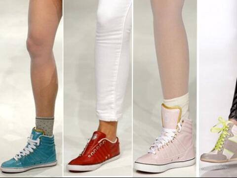 El calzado deportivo ha evolucionado y hoy en día nos trae una ex...