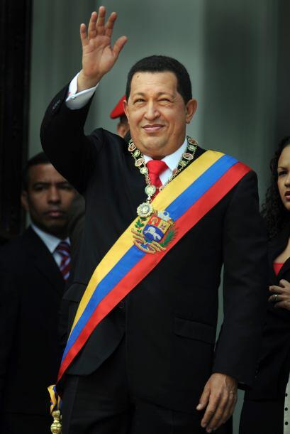 Quizá Chávez suavice su posición con el cambio de poder que se avecina e...