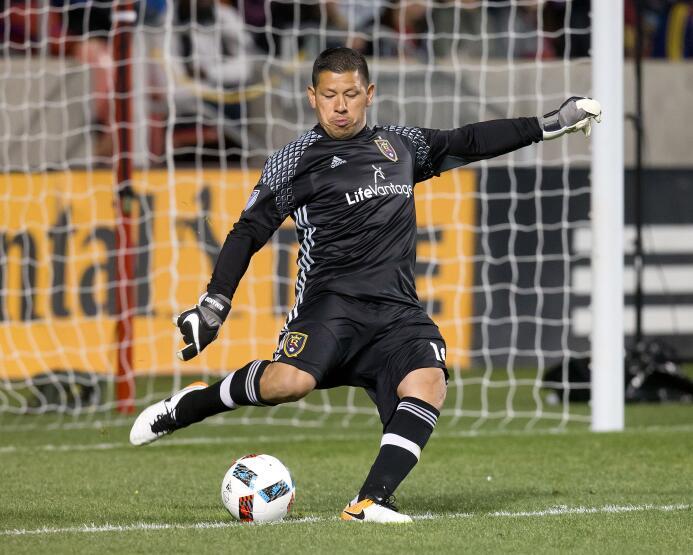 Equipo de la Jornada 7 de la MLS