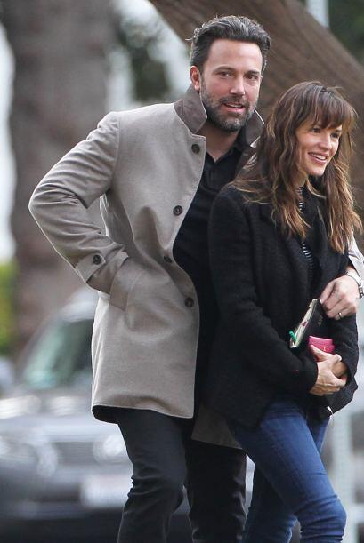 Ben Affleck y Jennifer Garner formaban una de las parejas más consolidad...