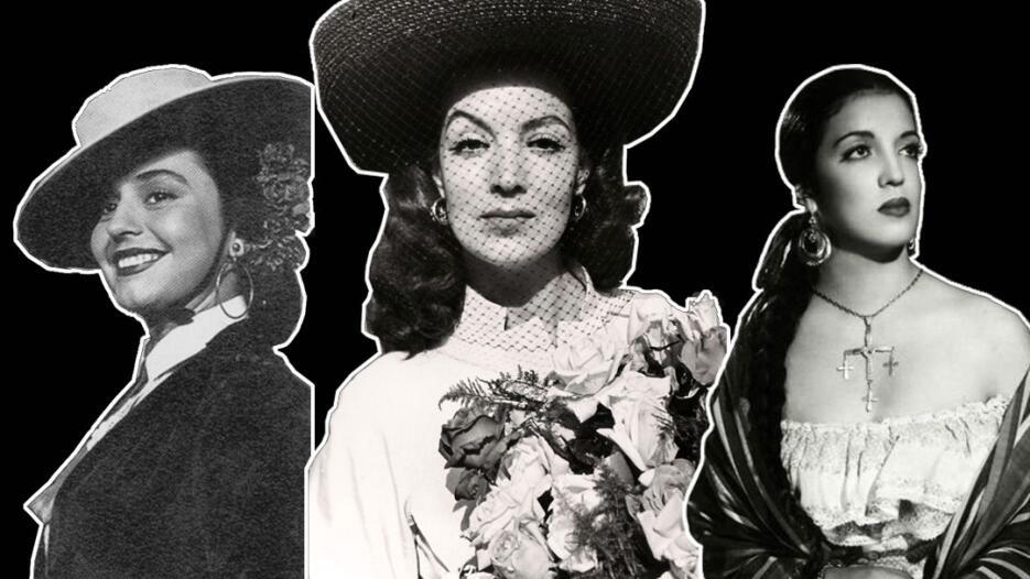 Divas del cine mexicano
