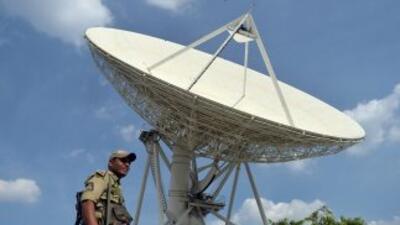India tiene un satélite orbitando alrededor de Marte desde este miércoles.