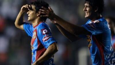 Con goles de Nicolás Aguirre, Mariano Echeverría y Emilio Zelaya, Arsena...