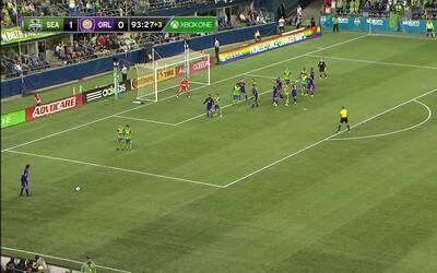 Scott Sutter aparece en la agonía para rescatar un empate para Orlando