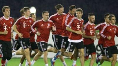 Bayern de Múnich campeón de Alemania, Europa y del Mundial de Clubes hiz...