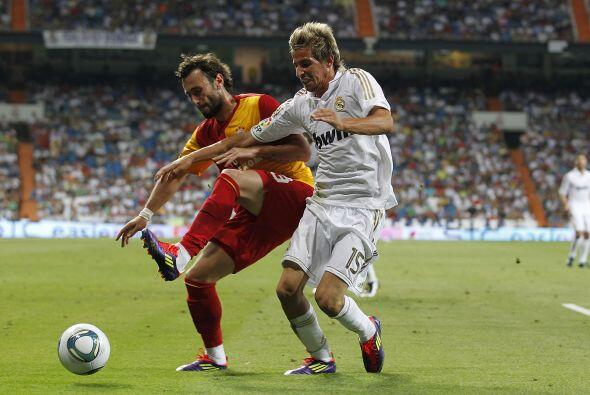 En esta ocasión, enfrentaron al Galatasaray de Turquía.