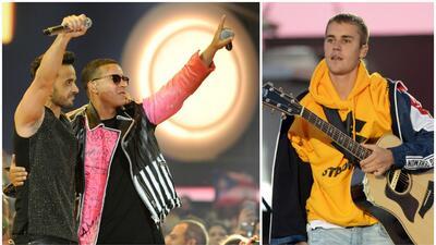 Justin Bieber brillará por su ausencia: no cantará 'Despacito' en la entrega de los GRAMMY