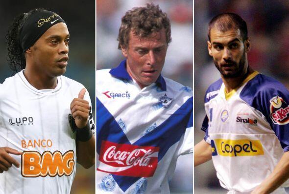 La inminente llegada de Ronaldinho al Querétaro es un excelente pretexto...
