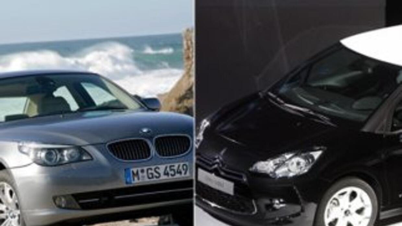 El BMW Serie 5 y el Citroën DS3 se llevaron el máximo premio del Women's...