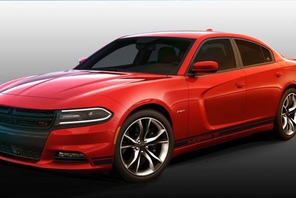 Dodge acaba de anunciar una edición especial del Charger R/T en el que i...