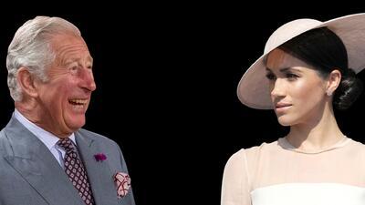 Suena como insulto, pero no lo es: así es como el príncipe Carlos llama a Meghan Markle